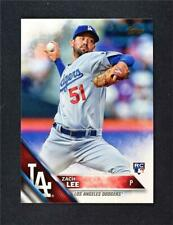 2016 Topps #127 Zach Lee RC - NM-MT