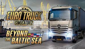 EURO TRUCK SIMULATOR 2 BEYOND THE BALTIC SEA DLC Steam