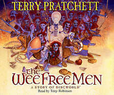 The Wee Free Men: (Discworld Novel 30) by Terry Pratchett (CD-Audio, 2003)