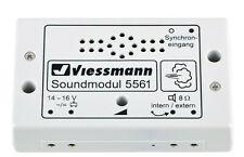 Viessmann 5561 Sound Module Bad Manners, H0