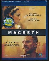EBOND Macbeth  BLU-RAY D360012