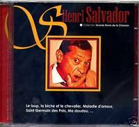 CD - HENRI SALVADOR / Le loup la biche.....