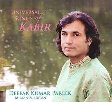 Pareek, Deepak Kumar : Universal Songs of Kabir CD