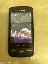 HTC Droid Eris Verizon Google Smartphone Cellular Phone Touch AS IS CLEAN ESN
