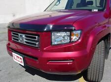 Honda Ridgeline 2006 - 2011 Smoke Bug Hood Shield Bugshield Deflector Stone