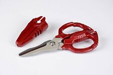 Engineer Red PH-55 Multipurpose Combination Scissors