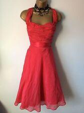 Coast Marilyn Monroe Robe Style Taille 12 très bon état