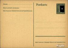 Deutsches Reich P298I Amtliche Postkarte ungebraucht 1941 Hitler