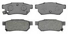 ACDelco 17D374 Rear Organic Brake Pads