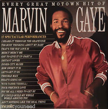 Marvin Gaye - Every Great Motown Hit of Marvin Gaye (CD,2000) Near MINT 10/10