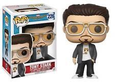 """POP! #226 Spider-Man regreso a casa """"Tony Stark"""" Vinilo Bobble-head (FUNKO)"""