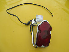 HARLEY DAVIDSON GENUINE REAR LAMP UNIT 230302 COMPLETE LAMP AND LENSE CIRCA 90s