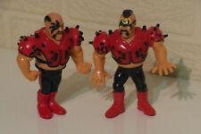Vintage Hasbro WWF Legion Of Doom Figures
