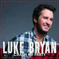 Luke Bryan - Crash My Party [CD]