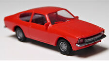 H0 Modelltec s.e.s.Pkw Opel Kadett C Coupe rot 2 Türer # 13500000