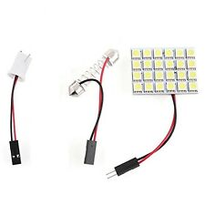 4 pcs LED Panel for Car interior Landscape lighting 12V warm white T10 US seller