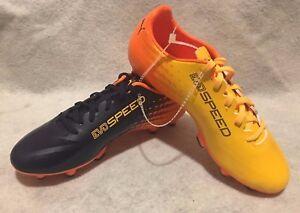 Puma EvoSPEED 17 SL-S FG Soccer Cleats Youth Size 5.5 U.S