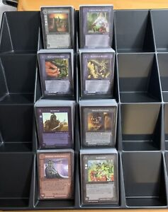 Middle-Earth CCG - The Lidless Eye Complete Set 417 Cards NM-Mint MECCG LE