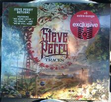 Steve Perry Traces CD TARGET EXCLUSIVE +5 Extra BONUS TRACKs JOURNEY Rock New