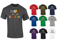 Mens Made in The 80's Retro TV Cartoons Logos T-shirt NEW S-XXL