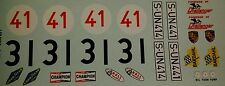 Repro 1/24 K&B Porsche 906/916 ( 904) Decal Set