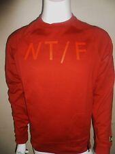 Nike NTF asimmetrica zip Felpa Taglia M Nuova Nuovo con etichette