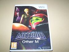 Metroid: Other M (Nintendo Wii, 2010) **New and Sealed**