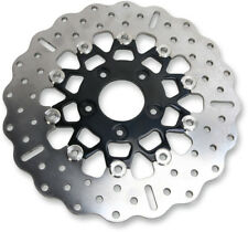 EBC - FSD027CBLK - 10 Button Floater Wide Band Brake Rotor