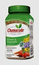OSMOCOTE Fertilizer Plant Food Granules For Flowers Vegetables 1 lb 277260 NEW!
