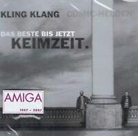 Keimzeit - Kling Klang - Das Beste bis jetzt - CD NEU Irrenhaus --- Berlin ---