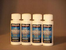 4 MONTHS KIRKLAND GENERIC MINOXIDIL LIQUID 5% MENS HAIR LOSS REGROWTH TREATMENT
