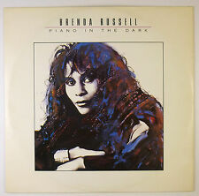 """12"""" LP - Brenda Russel - Piano In The Dark - B3067 - washed & cleaned"""