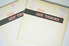 HOT TRACKS Series 8 Issue 7 2xLP Bobby Brown Flame Technotronic Shooting Star