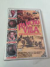 """DVD """"EL DESFIO DE PANCHO VILLA"""" PRECINTADO SEALED EUGENIO MARTIN TELLY SAVALAS"""