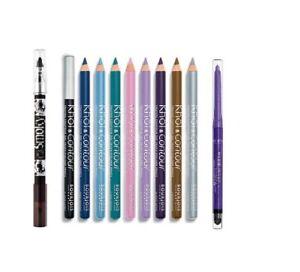 Bourjois 2-in-1 Khol Contour, Ombre, duochrome Eyeliners Pencil ---Choose---