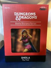 D&D - Dungeons and Dragons: BDS 1/10 - Sheila The Thief Statue by Iron Studios