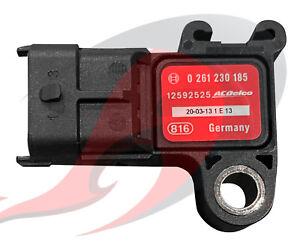 GM Corvette Camaro CTS 3 Bar LSA LS9 Supercharger Pressure MAP Sensor 12592525