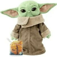SCENTSY BUDDY Star Wars The Mandalorian-The Child Baby Yoda & Scent Pak-Retired