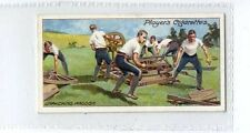 (Ja8331-100)  PLAYERS,ARMY LIFE,UNPACKING WAGGONS,1910#16
