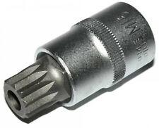 Automotive Hand Tools M17 Spline Bit Triple Sq for VW Passatt 2007 1.9tdi