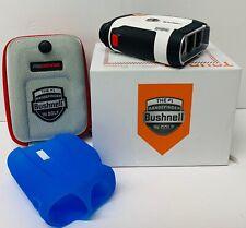 Bushnell Tour v4 Patriot Pack Laser Rangefinder Supporting the Mission-G