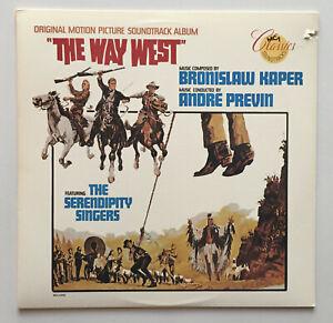 The Way West / Bronislaw Kaper / MCA