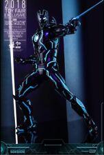 Hot Toys Iron Man 2 - Neon Tech Iron Man Mark IV 1/6th Scale Action Figure