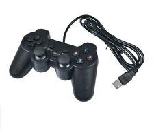 Joypad Controller Joystick Gamepad Con Filo Compatibile PS3 Nero hsb