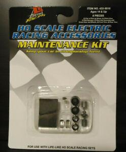 AFX / LIFE-LIKE [ Slotcar MATENANCE KIT ] > HO Racing Accessories! #Htf_Vintage!