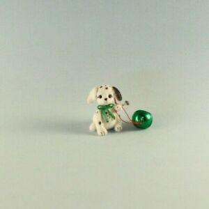 OOAK~Dalmatian~Puppy Dog~Ornament~Baby Toy~Artist Doll~Dollhouse~Cheryl Brown