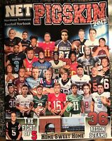 Northeast Tennessee Football Yearbook #NET Pigskin (2017)