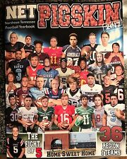 Northeast Tennessee Football Yearbook #NET Pigskin (2017)