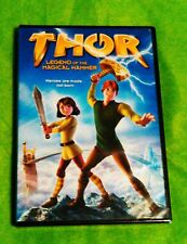 Thor: Legend of the Magical Hammer (DVD)*Brand New*/*Sealed*