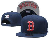 NEW ERA 9FIFTY SNAPBACK ADULT MLB Boston Red Sox HAT/CAP NAVY